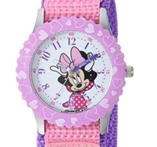 Disney minnie talking time
