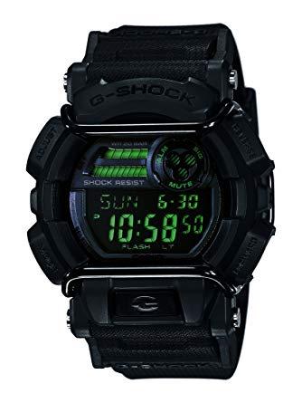 Casio Men's XL Series G-Shock Quartz 200M WR (Model GD-400MB-1CR)