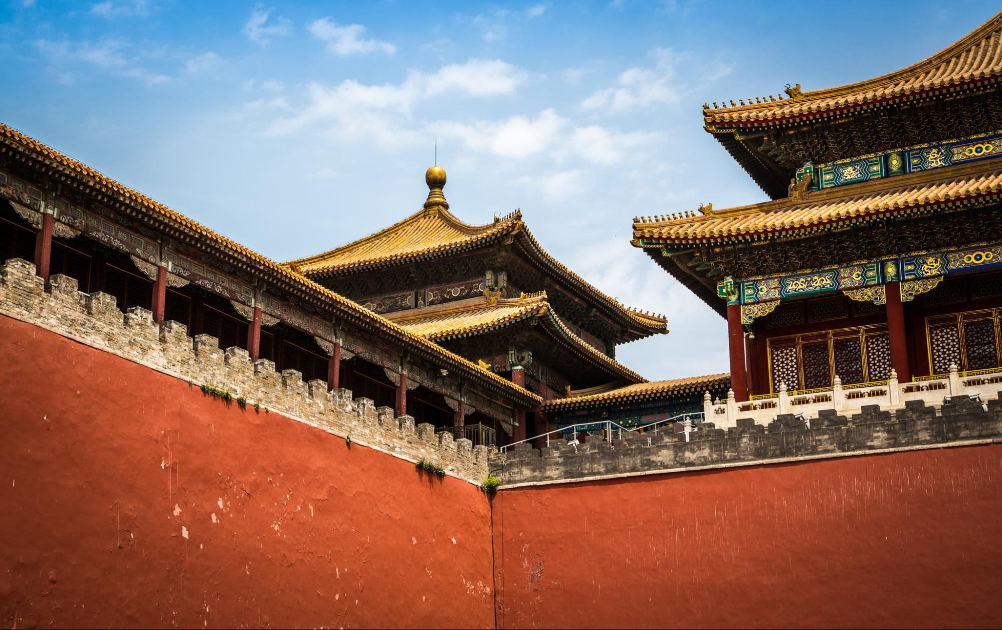 Photograph the imperial heart of Beijing