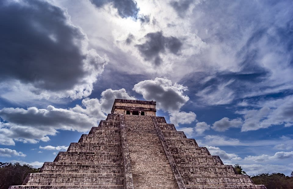 Capture the beauty of Chichen itza and Valladolid