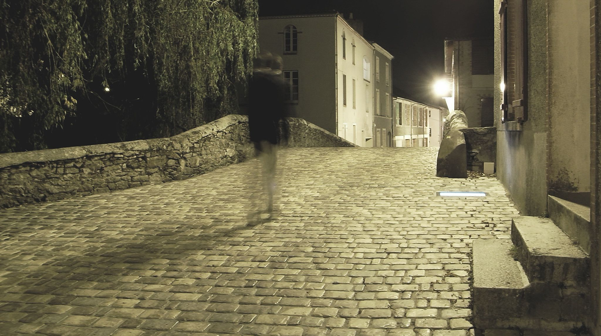 Photowalk  23 : Clisson de nuit