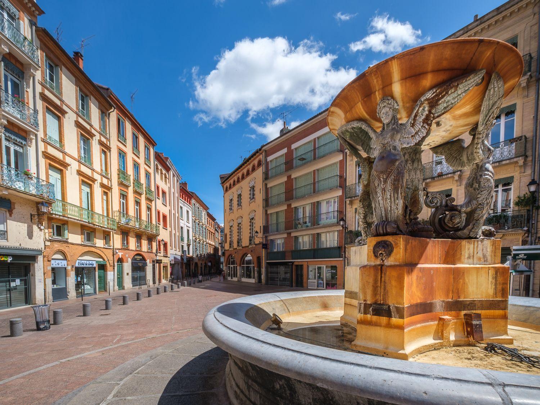 Balade photo dans les plus belles rues de Toulouse