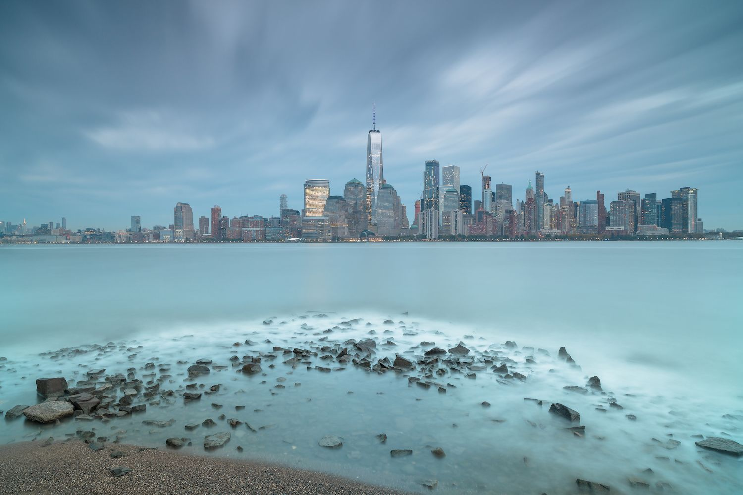 Capture the New York skyline from every angle