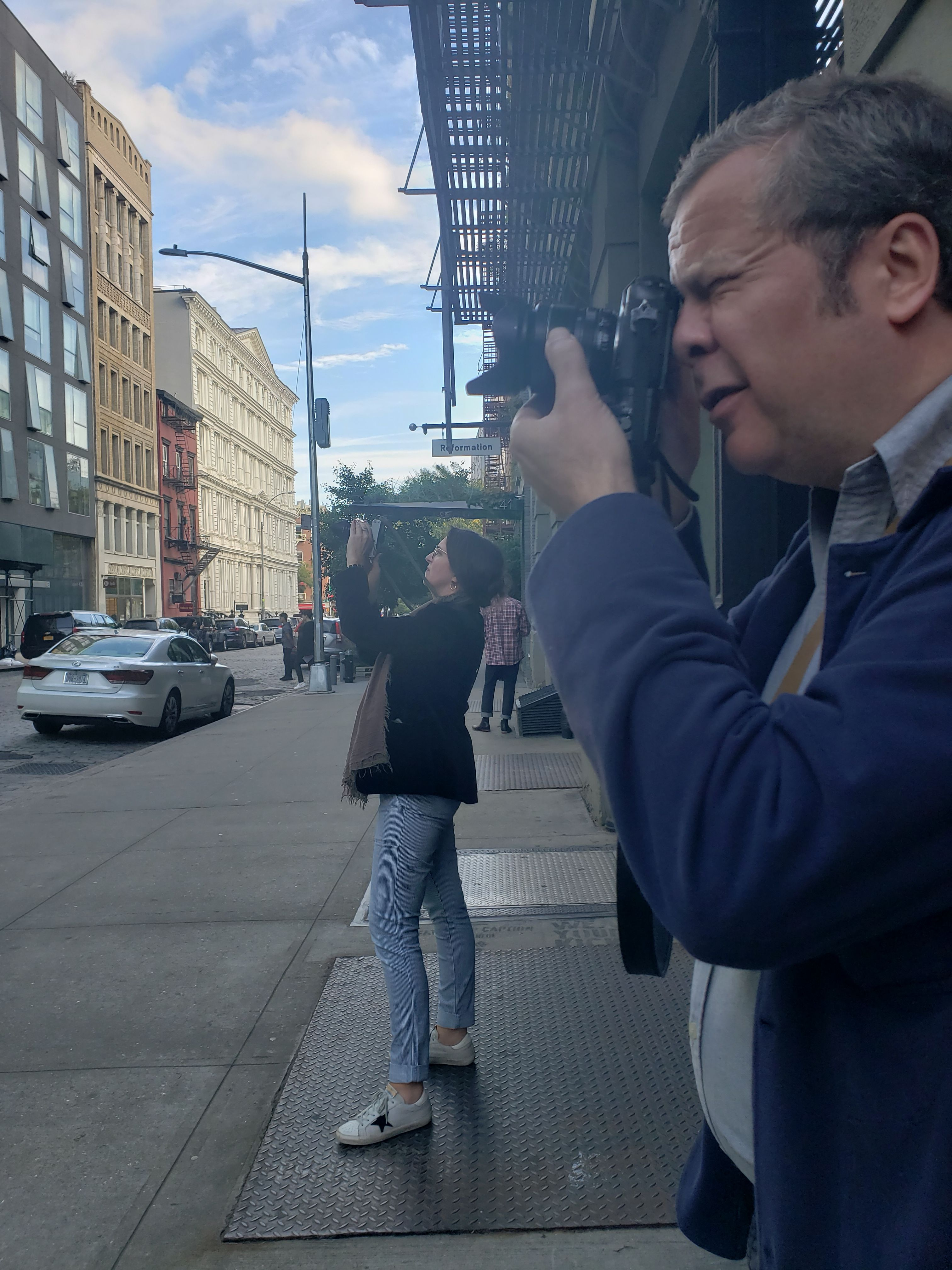 """NY """"Extremes"""" Downtown Photo Excursion"""