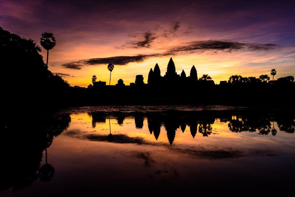 Temples of Angkor with a photographer (afternoon)