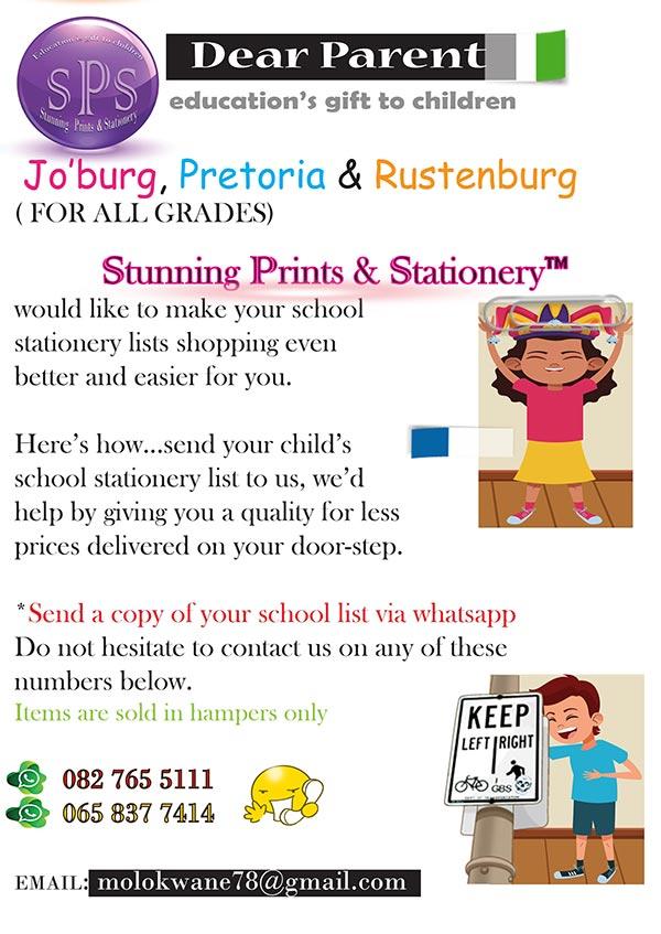 Stunning Print & Stationery