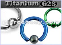 Titanium BCR