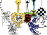 Belly Button Rings