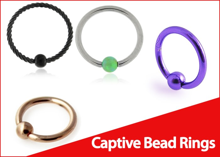 Captive Bead Ring