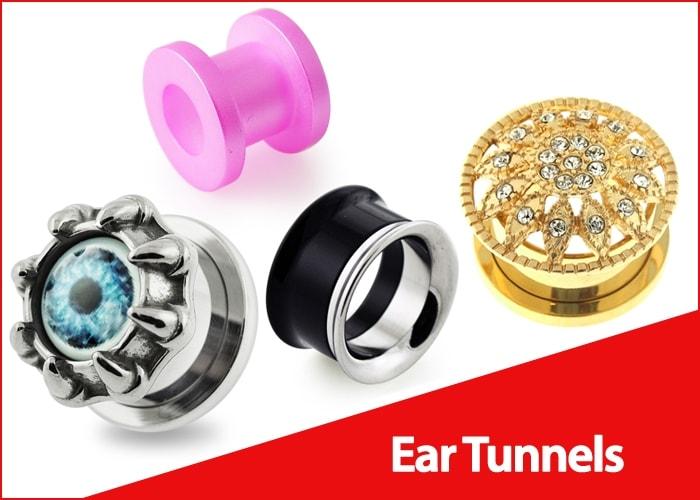 Ear Tunnels