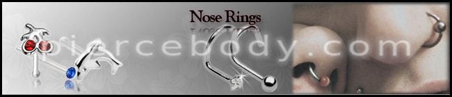 Nose Rings