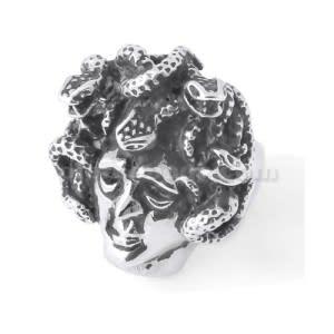 Stainless Steel Snake Women finger ring