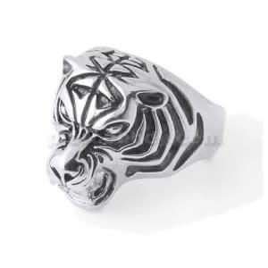 Roaring Tiger finger ring