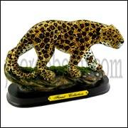 Crystal stones Cheetah