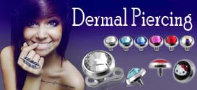 Dermal Piercing