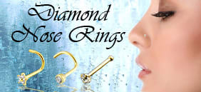Diamond Nose Rings
