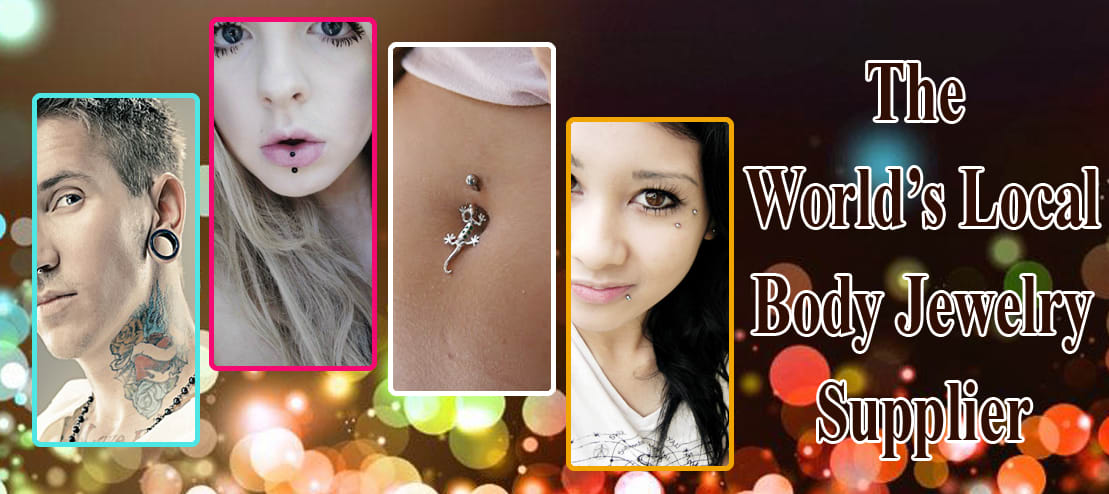 Wholesale Body Jewelry