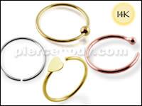 Hoop Rings