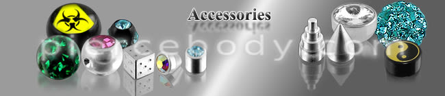 Body Piercing Accessories