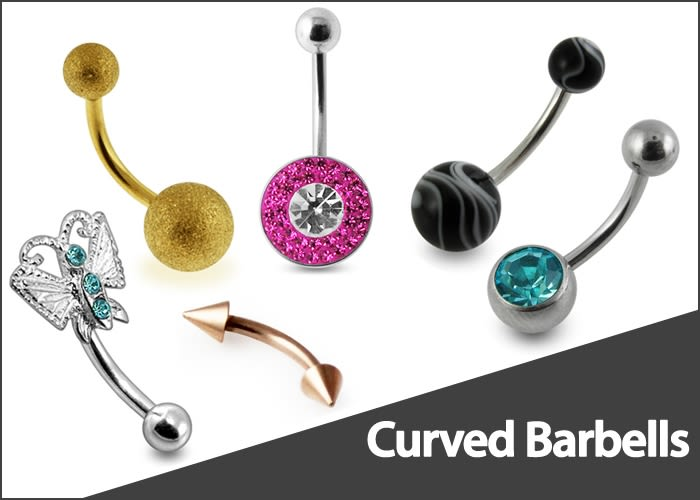 Curved Barbells