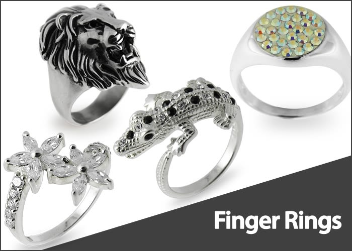 Wholesale Finger Rings
