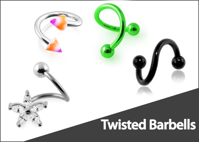 Twisted Barbells
