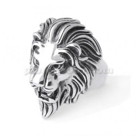 Roaring Lion Finger Ring