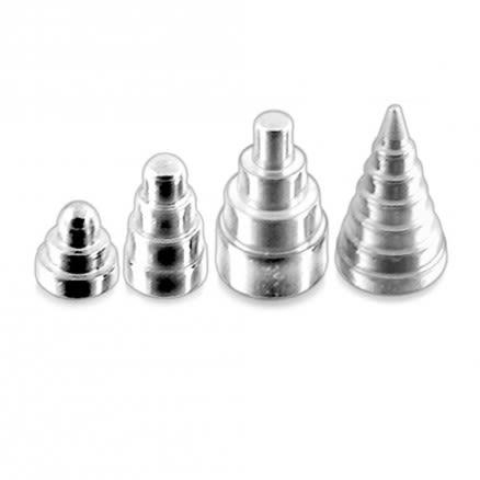 316 Surgical steel Multi Step Cones