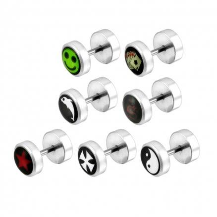 Aluminium Ear plug with Logo