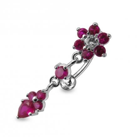Moving Jeweled Body Jewelry