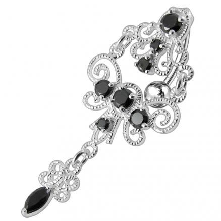 Chandelier Special Dangling Belly Ring