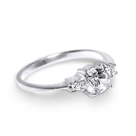 Crystal Fashion Shiny Rhinestone Rings Finger Rings