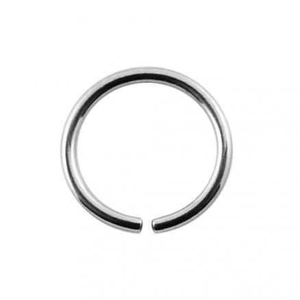 18G Surgical Steel Nose Hoop Ring