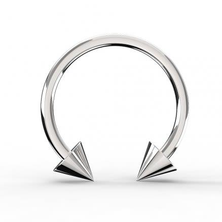G23 Grade Titanium Circular Barbell Accessories