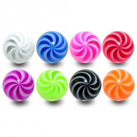 UV Fancy Beach Balls