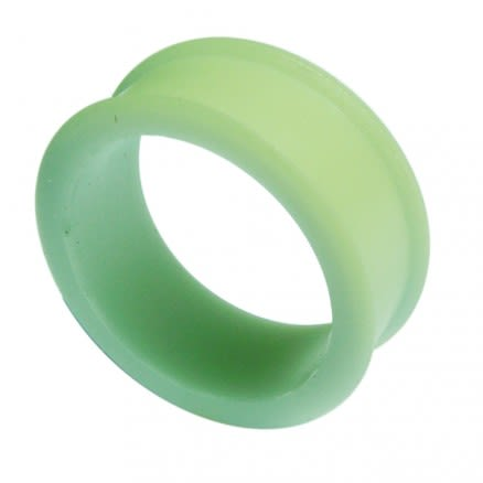 Color Changing To Green Silicone Ear Plug