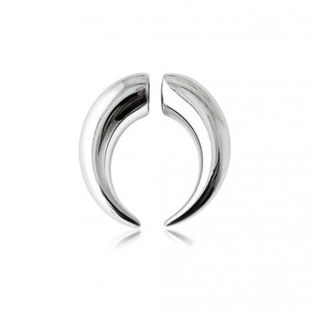 Silver Color UV CBB Magnetic Ear Plug