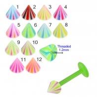 UV Fancy Cones