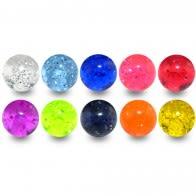 UV Glitter Balls