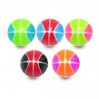 UV Fancy Mix Color Acrylic Balls