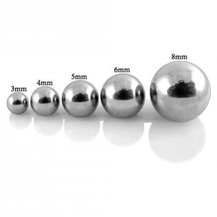 316L Surgical Steel Balls