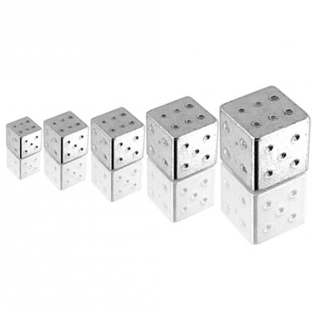 316L Surgical Steel Dice