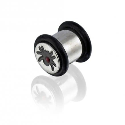 Spider Ear Plug with O rings