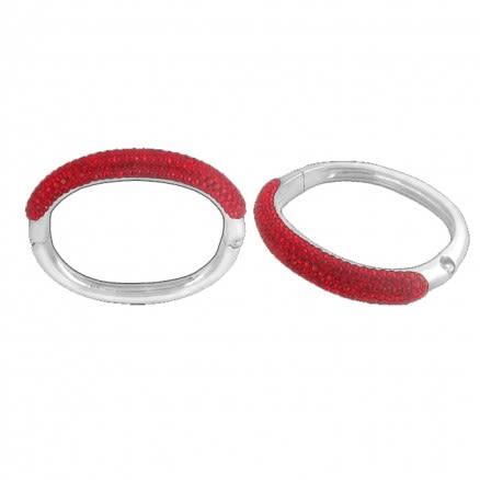 Red Color Crystal Stones Bracelet