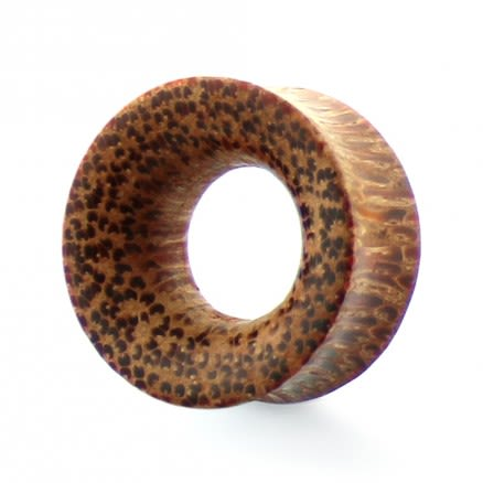 Organic Palm Wood Ear Plug Gauges