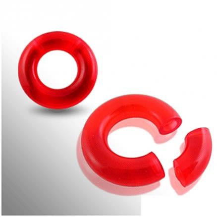 Red UV Segment rings