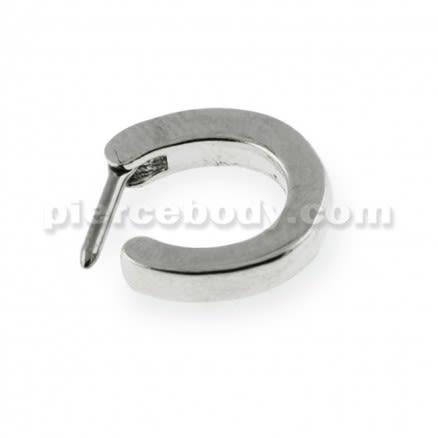 Plain Septum Clicker Ring