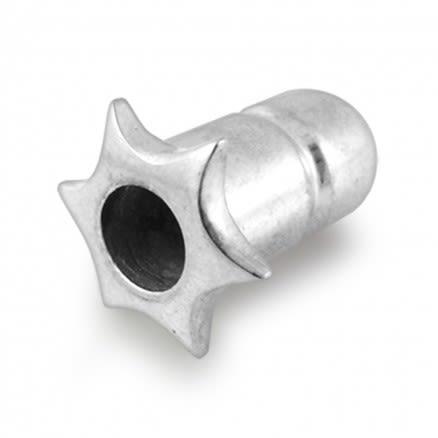 Steel Ear Tunnel Body Jewelry