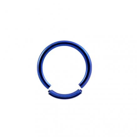G23 Grade Anodised Titanium Segment Rings
