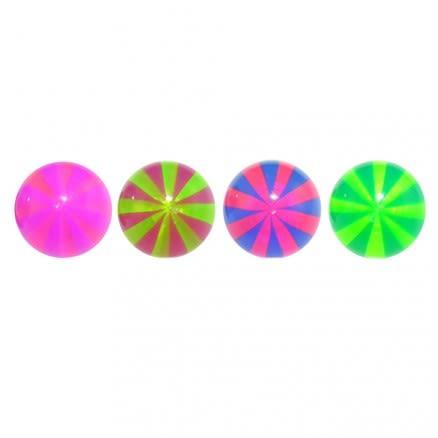 Attractive colors of UV Fancy Balls